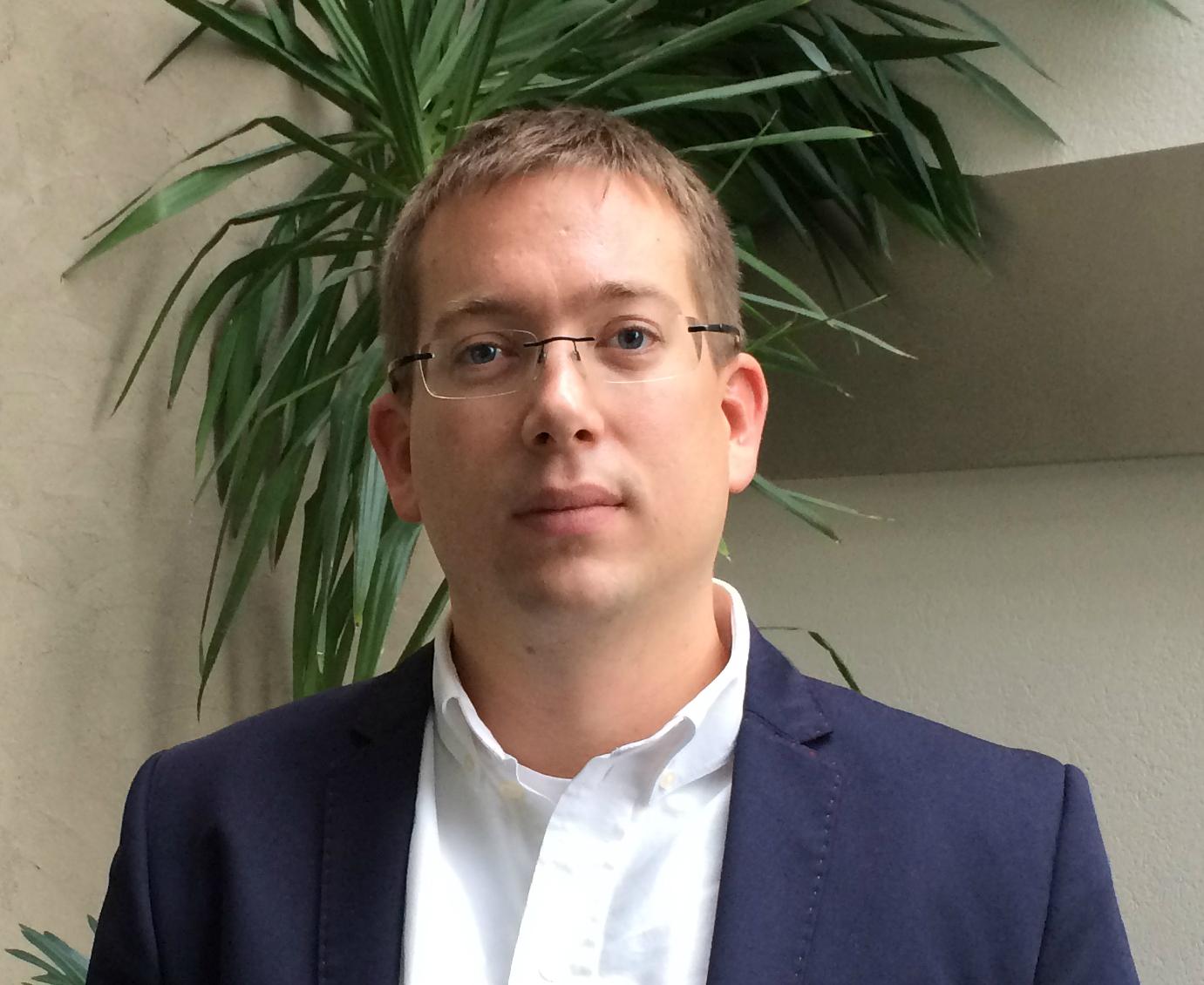 Balázs Kiss, Head of Operations, Gedeon Richter