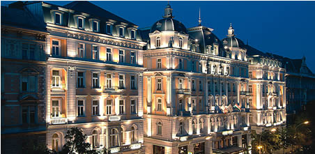 Corinthia Grand Hotel Royal - A very special and exclusive venue to host the largest logistics and supply chain management event of CEE.