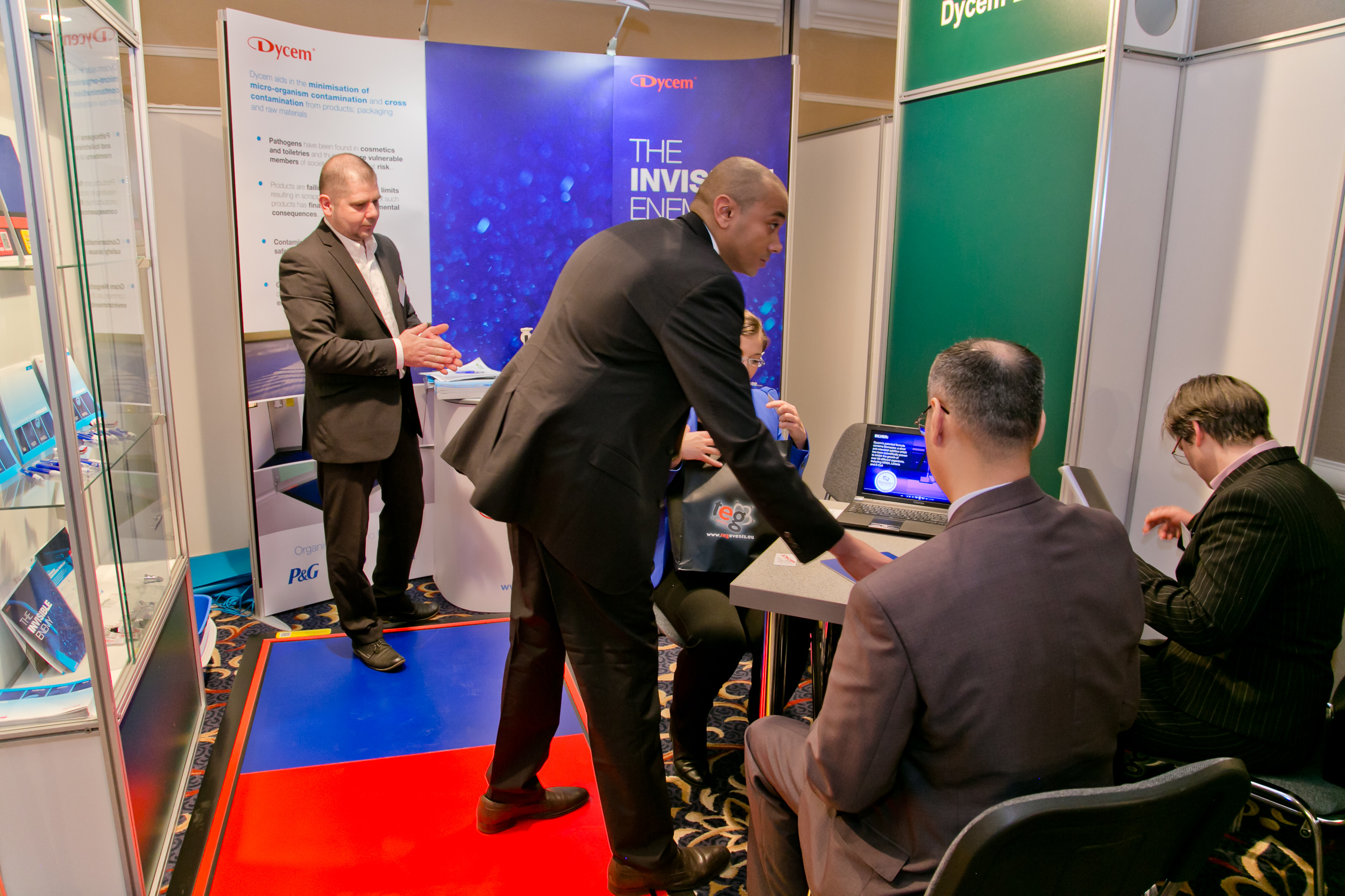 One-to-one meeting with Dycem at PHARM Connect 2015