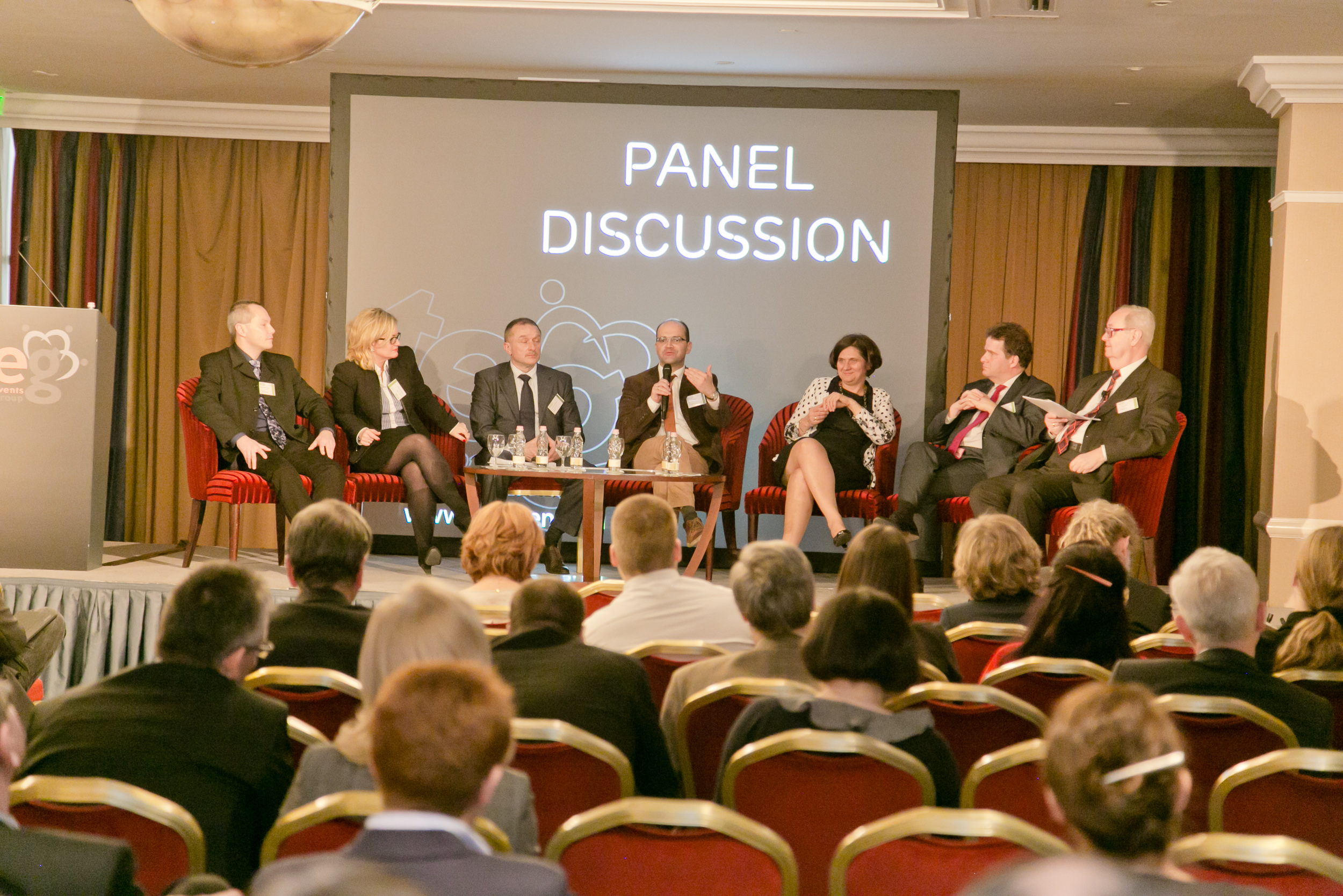 Panel Discussion at PHARM Connect