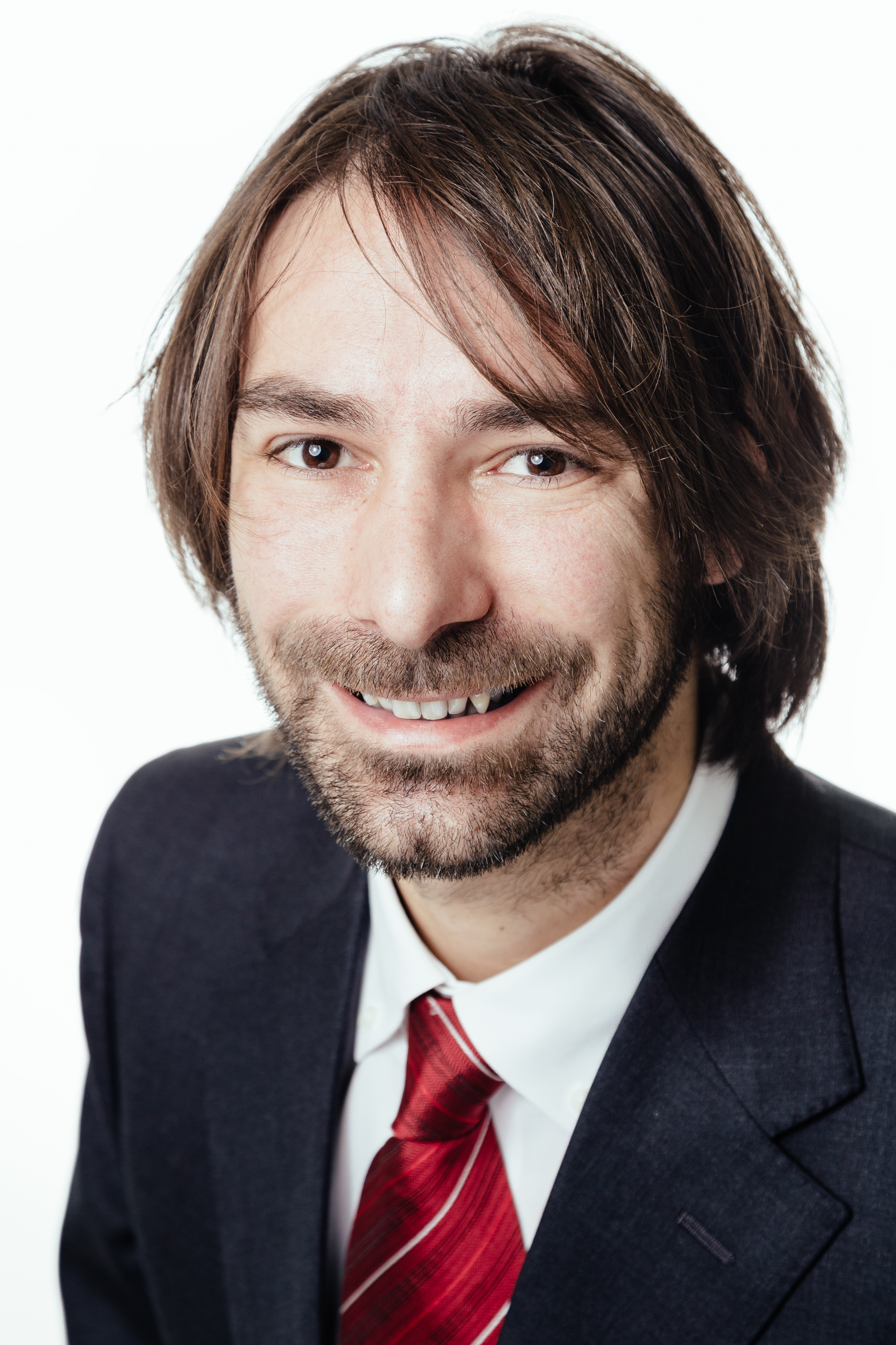 Valerio Nalini, Application Specialist, Climate Business Unit, CAREL INDUSTRIES