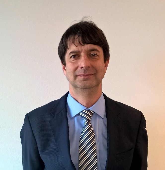 Dr. Zsolt Holló, Head of the Center of Biological Business Development and Technology, EGIS