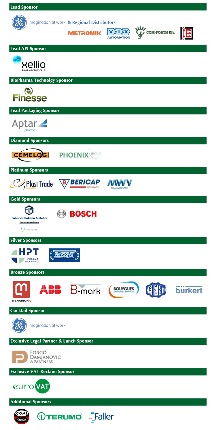 TEG is delighted to work together with Fortune 500 companies on PHARM Connect Congress.